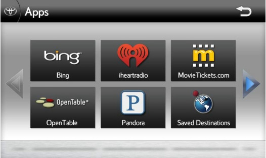 Toyota Launches Entune Infotainment System At CES 2011