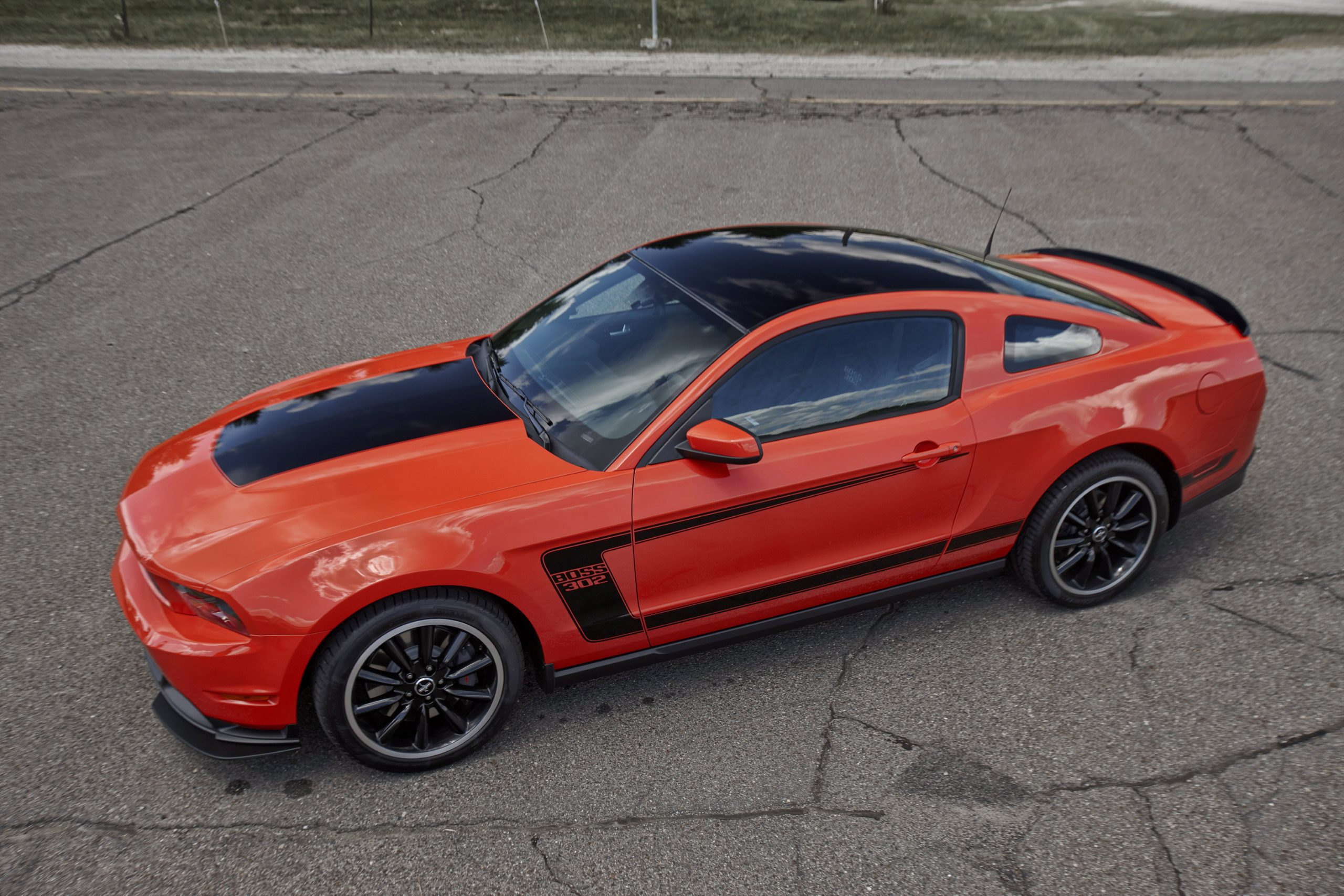 Mustang Boss 302 Buyers Get 'Attacked'