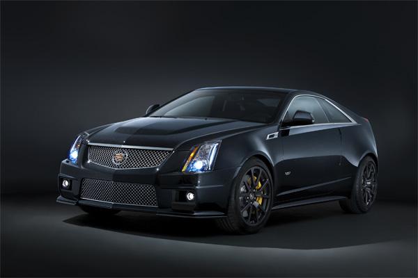 Cadillac Announces CTS-V Black Diamond Edition