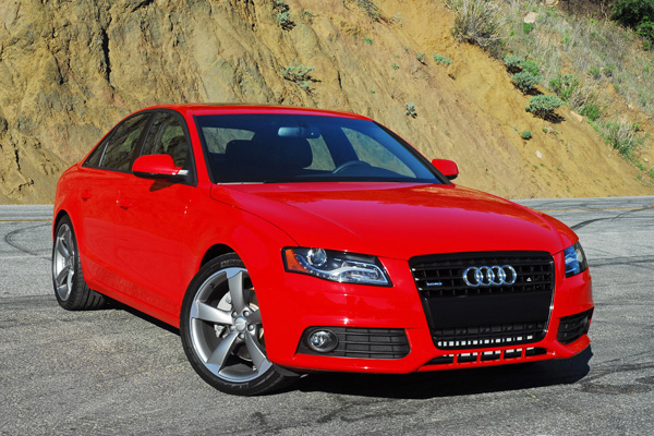 2011 Audi A4 2.0 TFSI Quattro Review & Test Drive