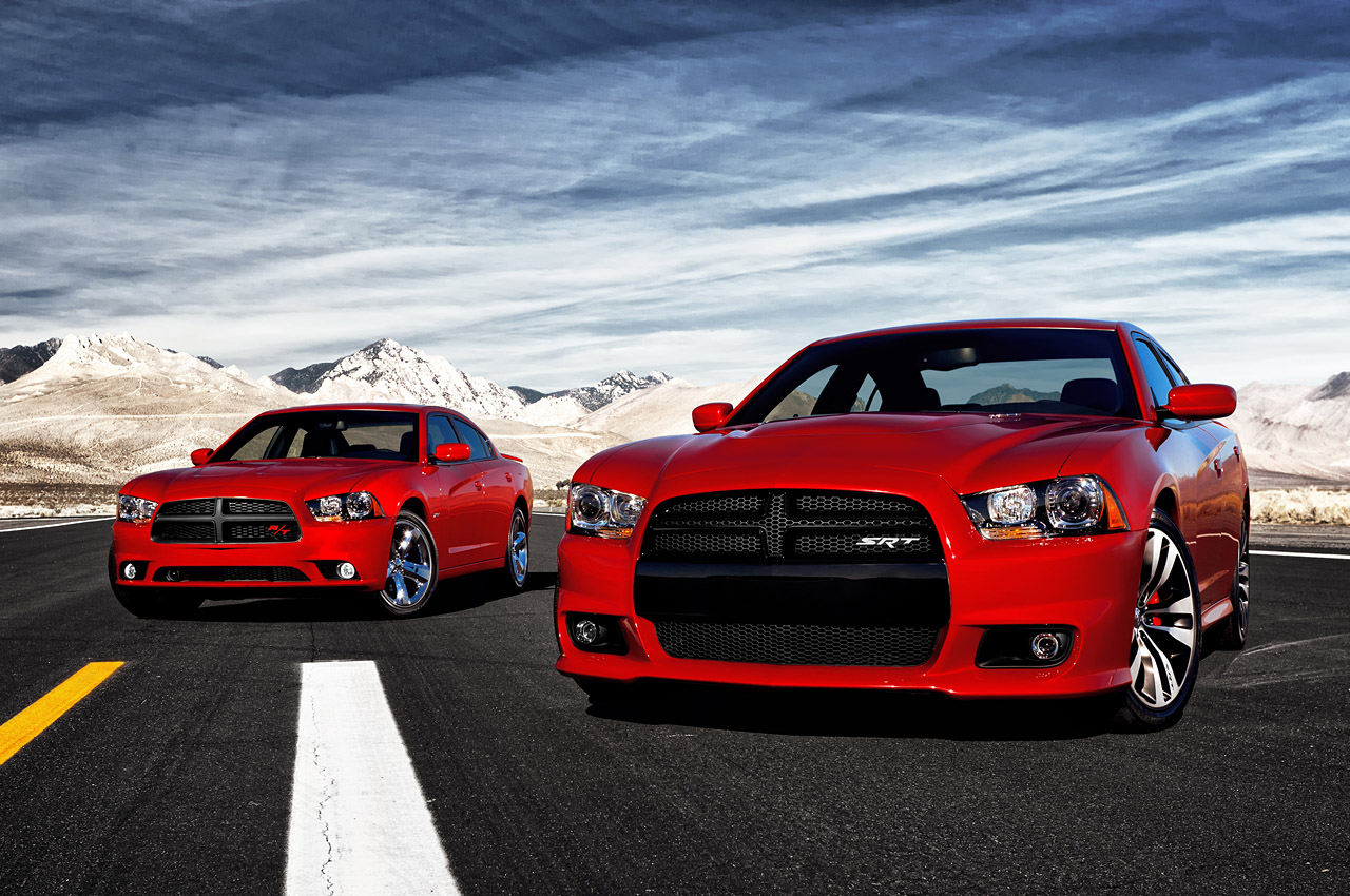 100 Hot Cars » Dodge Charger
