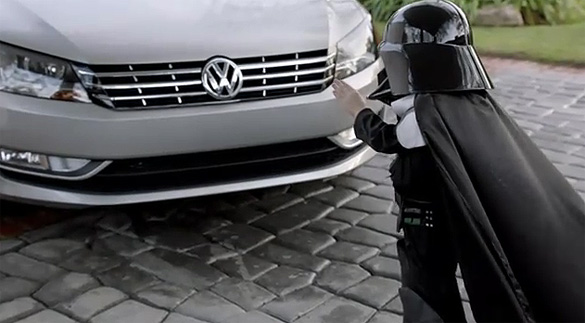 Teaser Super Bowl Commercial from Volkswagen: The Force