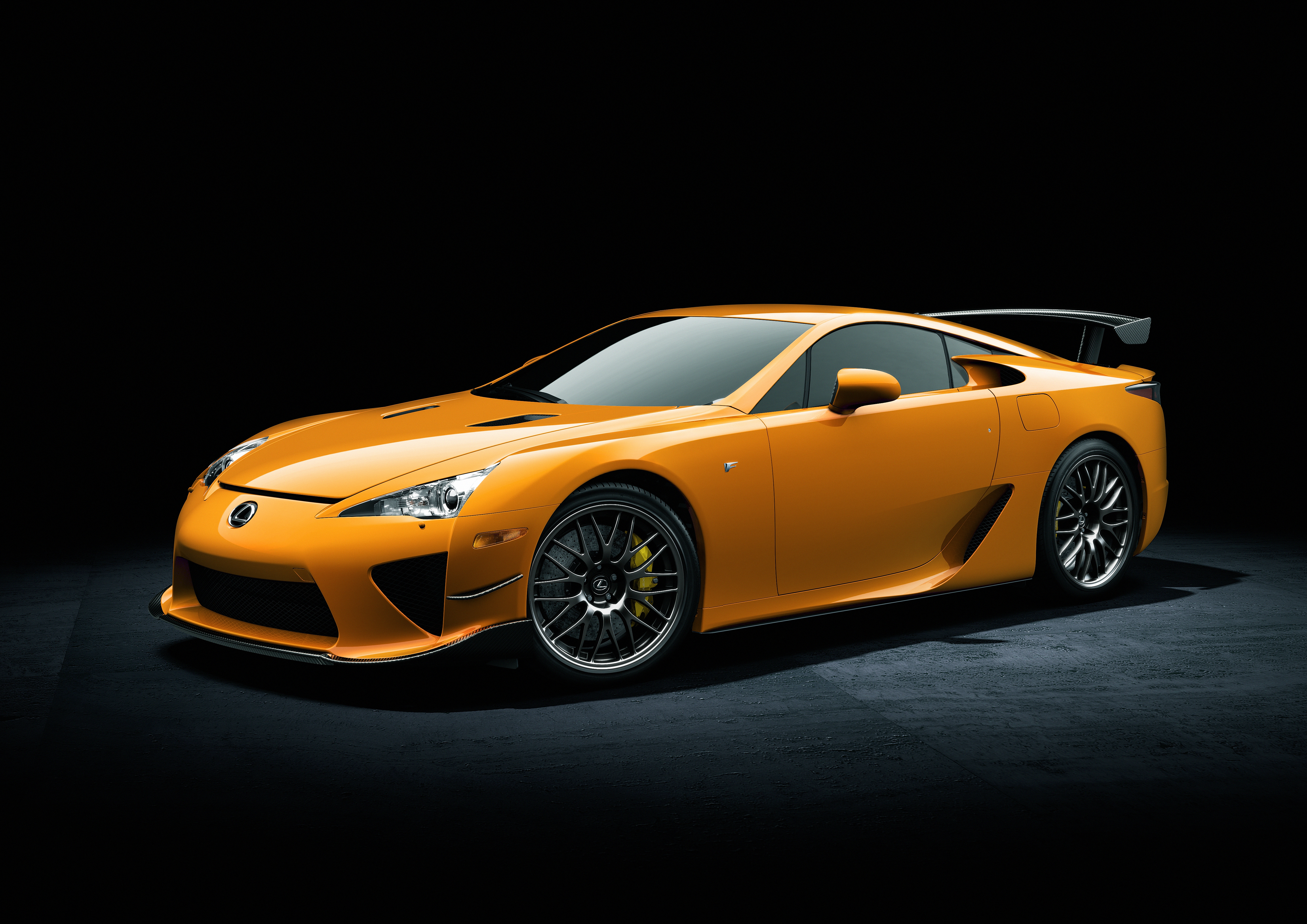 Lexus To Show LFA Nürburgring Edition In Geneva
