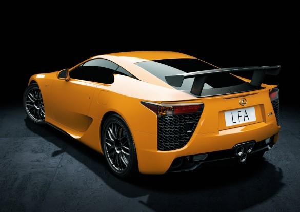 2012 Lexus Lfa Price. 2012 Lexus LFA Nurburgring