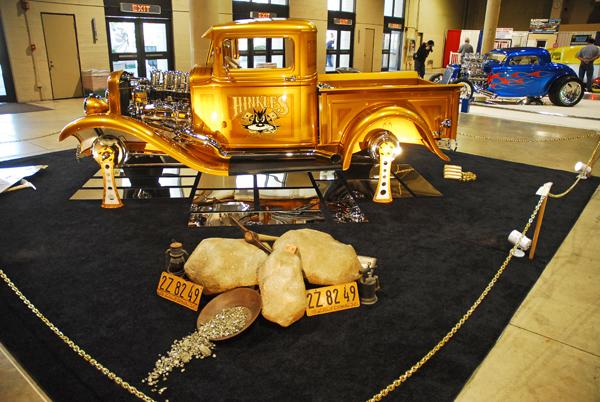 Automotive Car Show Awards Rings