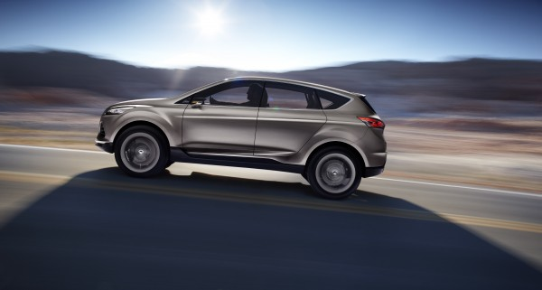 Ford Promises 'Groundbreaking' Vehicle At Geneva