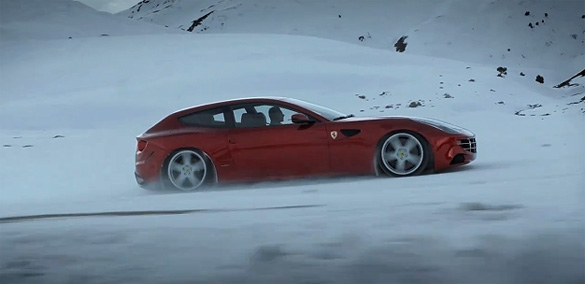 Video: The Subtle Seduction of the Ferrari FF