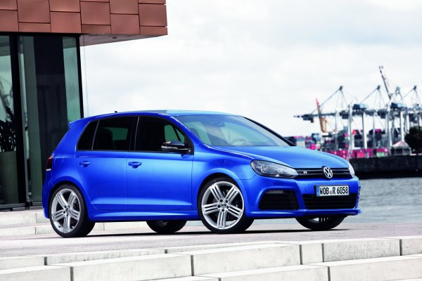 2012 VW Golf R: The U.S. Loses Again