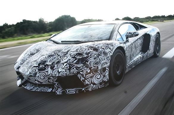 Meet The Newest V12 Lamborghini