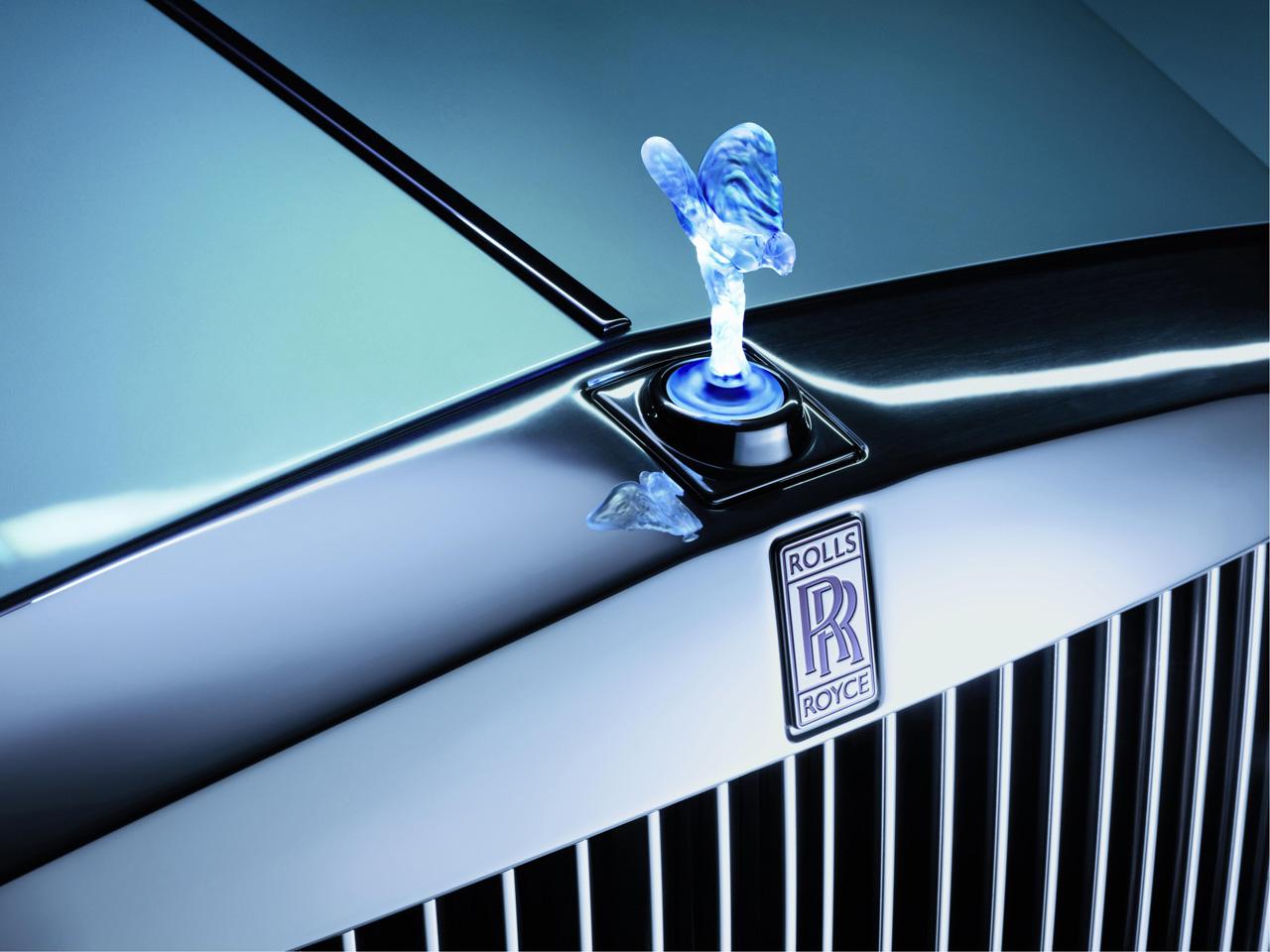 Rolls-Royce To Show Electric Phantom In Geneva