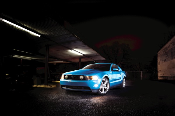 Want To Win A 2012 Ford Mustang GT?
