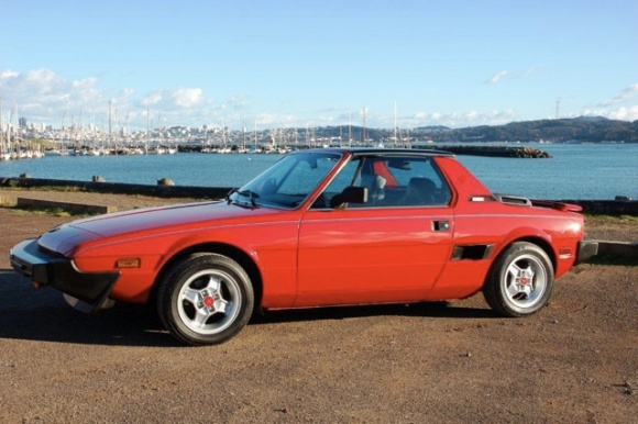 Bring A Trailer Find: Fiat X1/9 Survivor