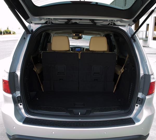 2011 dodge durango citadel rwd v6 review test drive. Black Bedroom Furniture Sets. Home Design Ideas