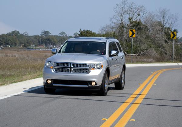 2011 Dodge Durango Citadel Drive 2