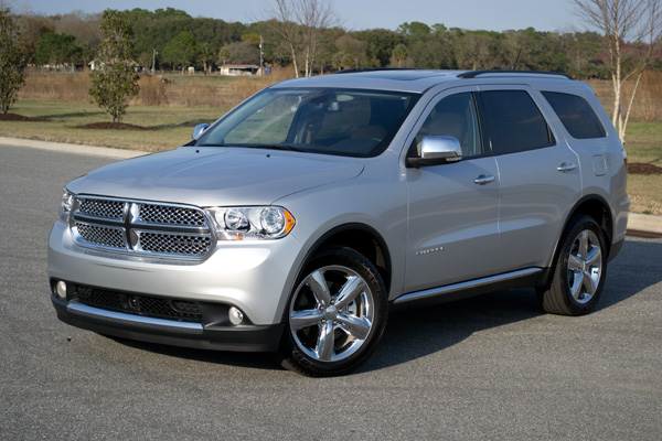 2011 Dodge Durango Citadel RWD V6 Review & Test Drive