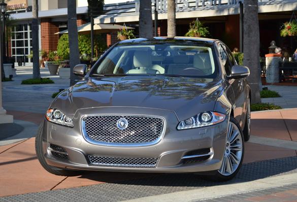 2011 Jaguar XJ Supercharged Review & Test Drive