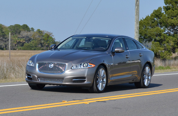 2011 Jaguar XJ Supercharged Review & Test Drive
