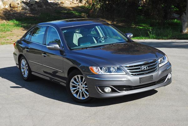 2011 Hyundai Azera Limited Review & Test Drive
