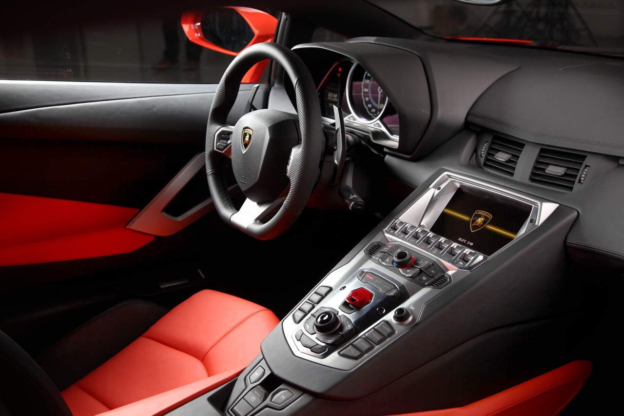 100 Hot Cars » Blog Archive » Inside and Out of the new ...