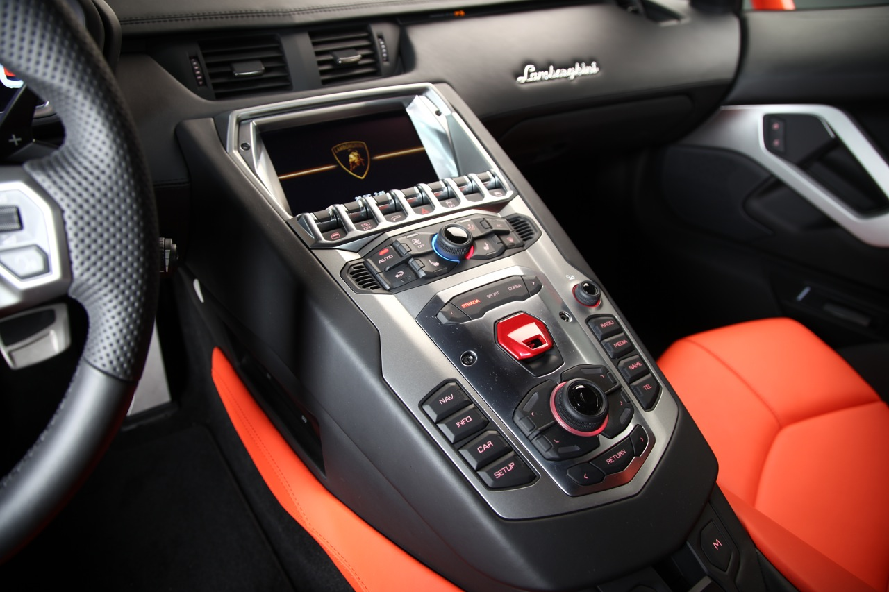 Inside and Out of the new Raging Bull: 2012 Lamborghini ...