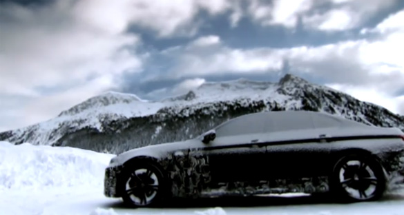 Video: BMW Shares A First Glimpse Of New M5