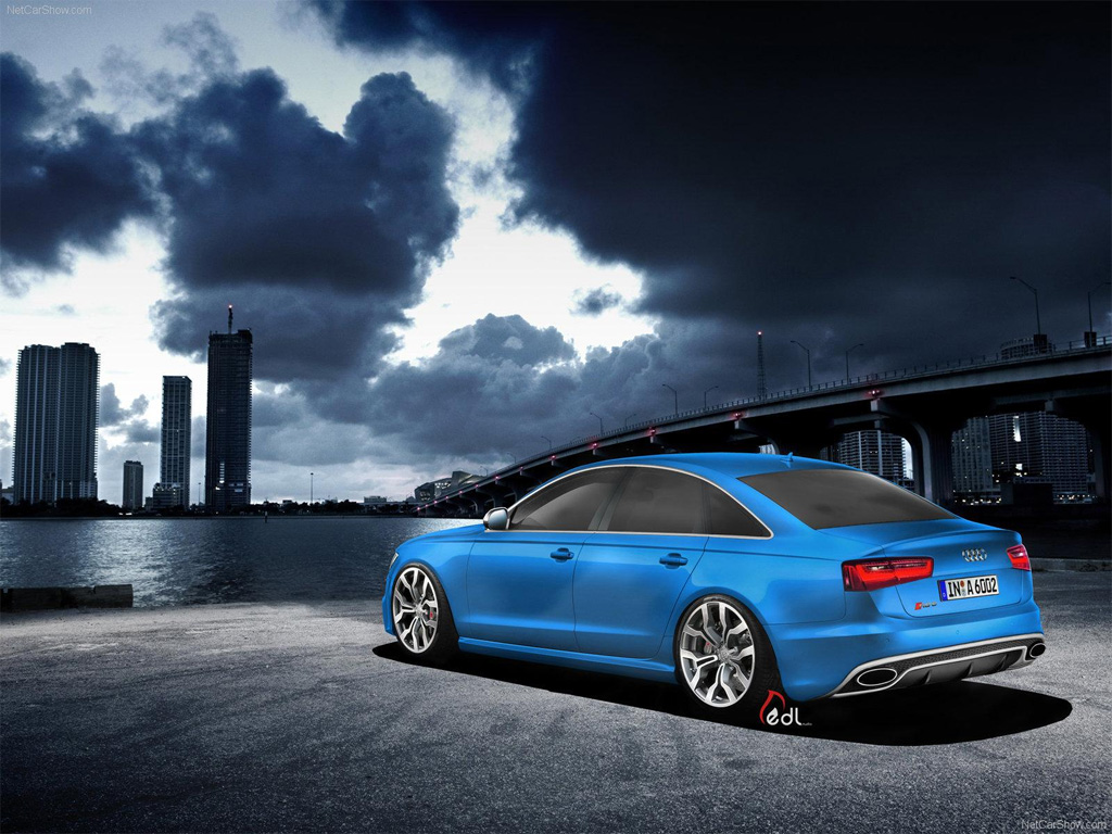 The new generation 2012 Audi