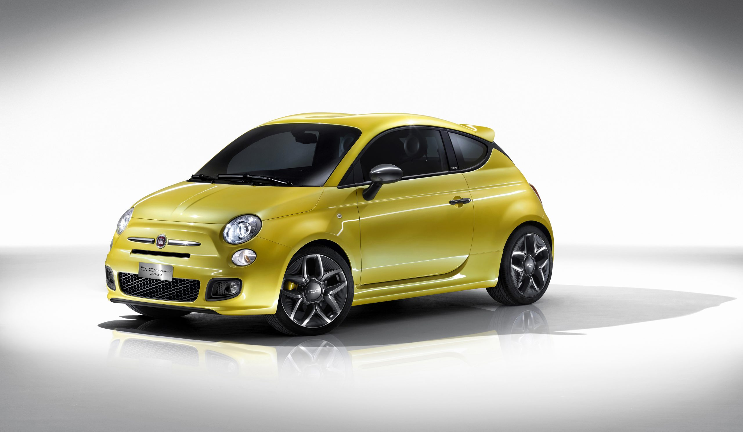 Fiat's 500 Coupe Zagato: Good Things Come In A Small Package