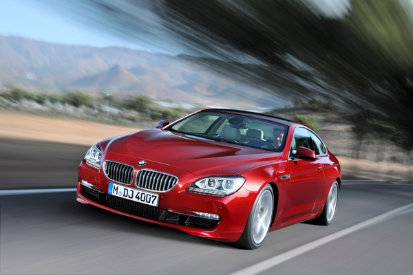 BMW's New 6 Series Coupe: The King of GT Returns From Exile