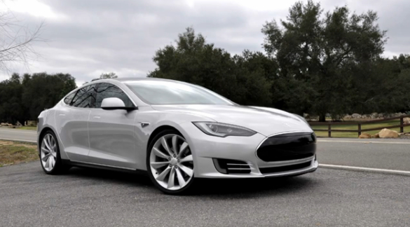 Tesla Updates Us On The Model S