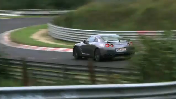Video: Nissan Takes You Through the 2012 GT-R