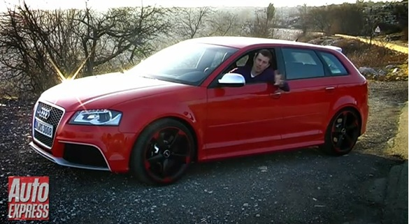 Audi's RS3: Almost Worth Moving To Europe For
