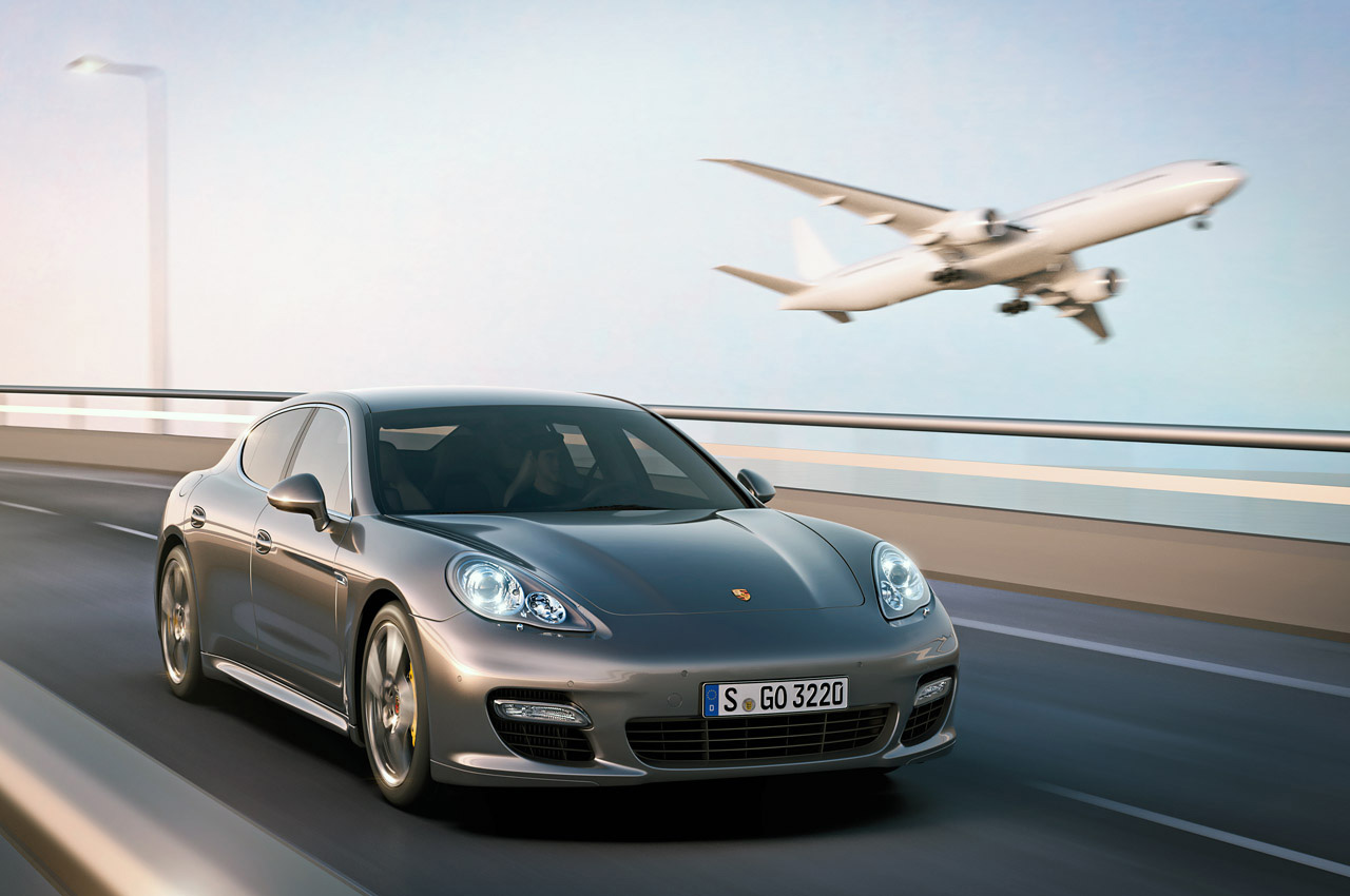 Porsche Panamera Turbo S: More Horsepower Fixes Everything