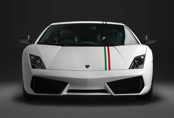 Lamborghini Gallardo Tricolore Defines Good Taste