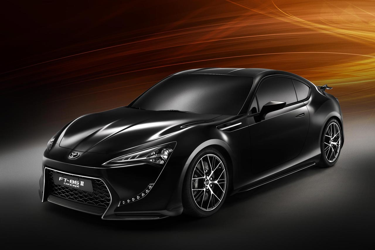 Toyota To Show Production FT-86 At Tokyo Motor Show?