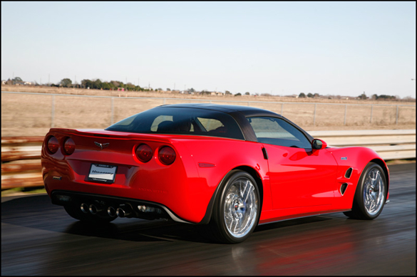 Video: Hennessey's 755 Horsepower Corvette ZR750