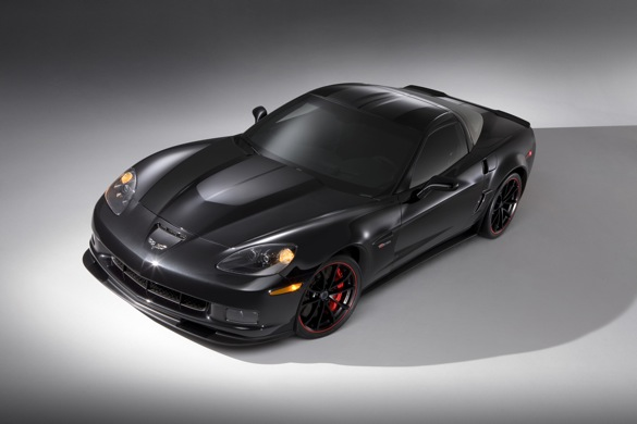 Centennial Edition Corvette Z06 Hammers At $175k