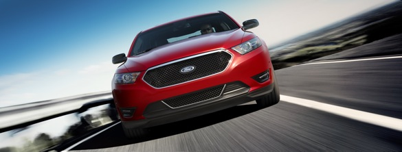 Ford Reveals New Taurus SHO For 2013