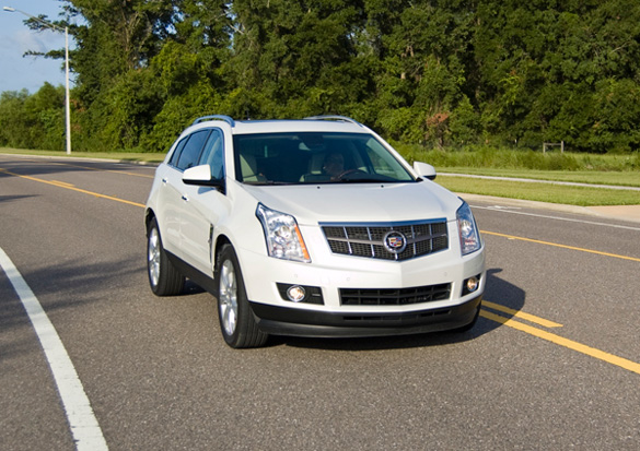 2012 Cadillac SRX Receives 3.6-Liter 300HP Engine and More Features