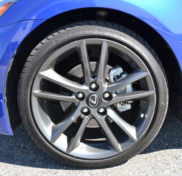 2011 Lexus IS250 F Sport Review  Test Drive