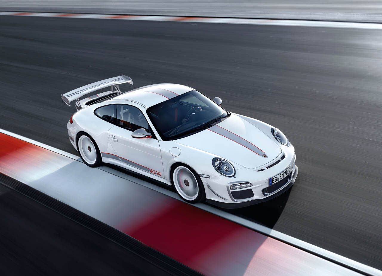 2011 Porsche 911 GT3 RS 4.0 Details & Images Officially Revealed