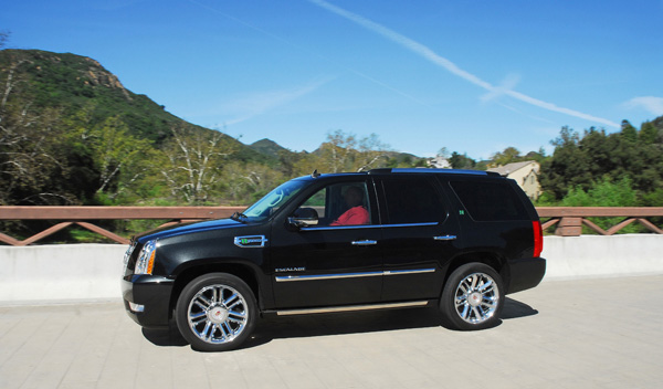 2011 Cadillac Escalade 4wd Platinum Hybrid Review Test Drive