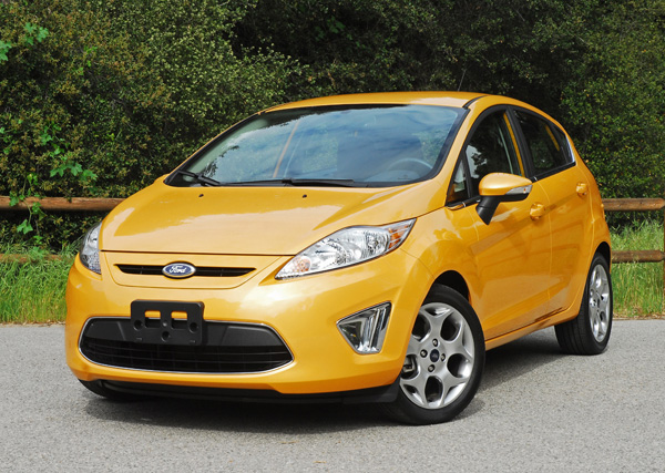 2011 Ford Fiesta SES – 'Offering European Design & Engineering At An Affordable Price'