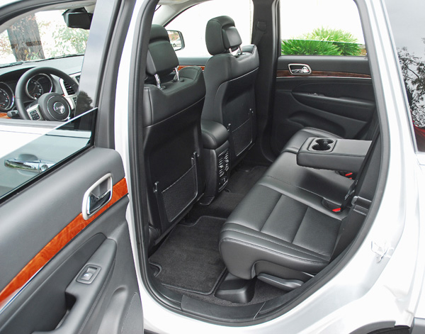 Auto Channel Dony Blog S 2011 Jeep Grand Cherokee V6