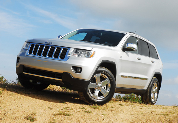 2011 Jeep Grand Cherokee V6 Limited 4×4 – 'Unlimited Fun and Adventure'