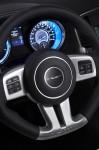 2012 Chrysler 300 SRT8 steering wheel and gauges copy