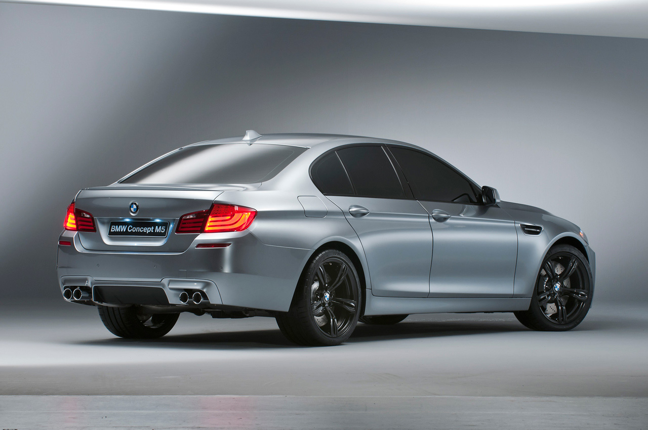 100 hot cars blog archive 2012 bmw m5 concept officially revealed 2012 bmw m5 concept 8 vanachro Choice Image