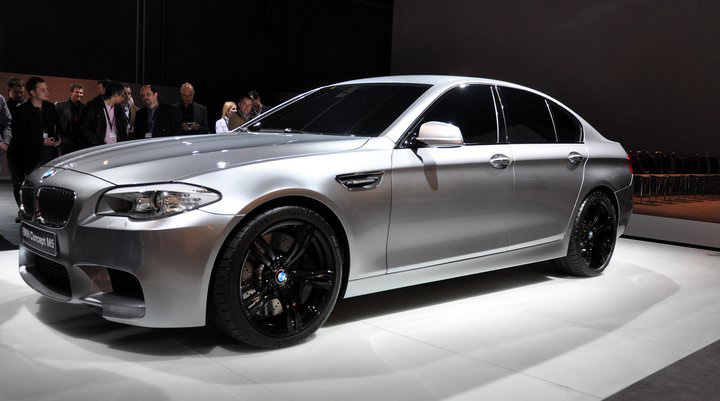 2012 BMW M5 F10 Concept (The New BMW M5) Leaks Onto Internet