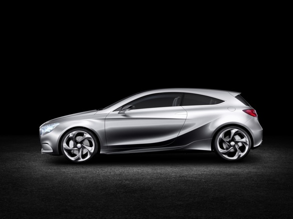 Report: AMG Tuning Up The Mercedes A Class