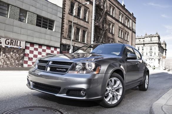 2012 Marks The Return Of The Dodge Avenger R/T