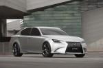 Lexus LF-Gh Hybrid Concept-5